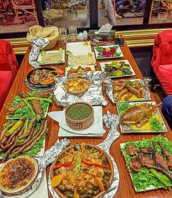 مطاعم فراخ مشوية مصر الجديدة