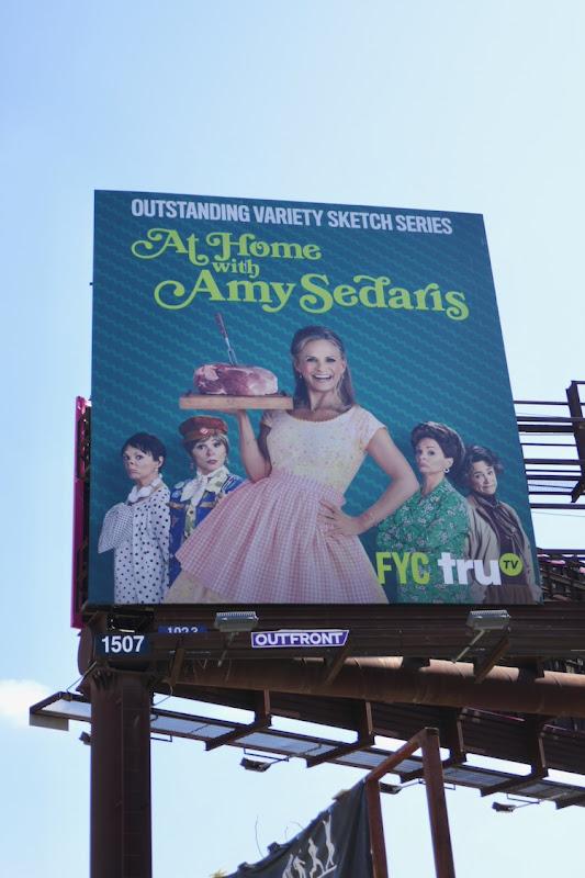 me Amy Sedaris season 3 Emmy FYC billboard