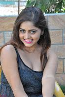 Pragya Nayan New Fresh Telugu Actress Stunning Transparent Black Deep neck Dress ~  Exclusive Galleries 062.jpg