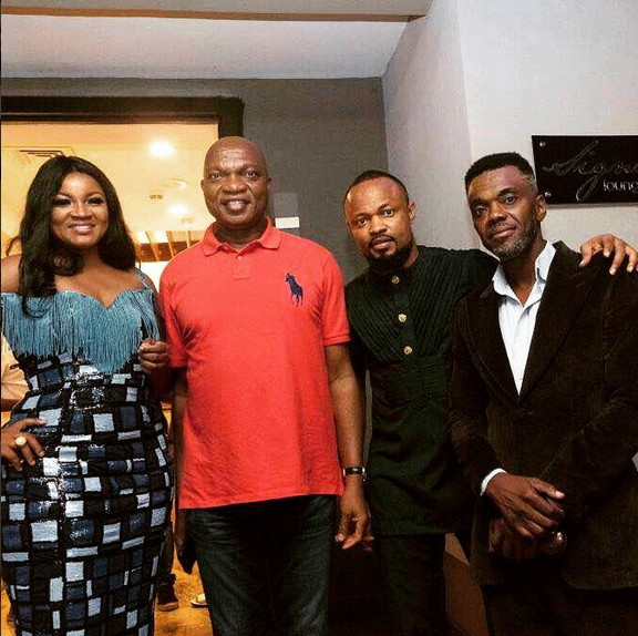 Omotola-Jalade-Ekeinde-Aliko-Dangote-Femi-Otedola-Donald-Duke-Alter-Ego-private-viewing-4