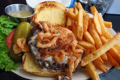 Black Tap, filet au poivre burger