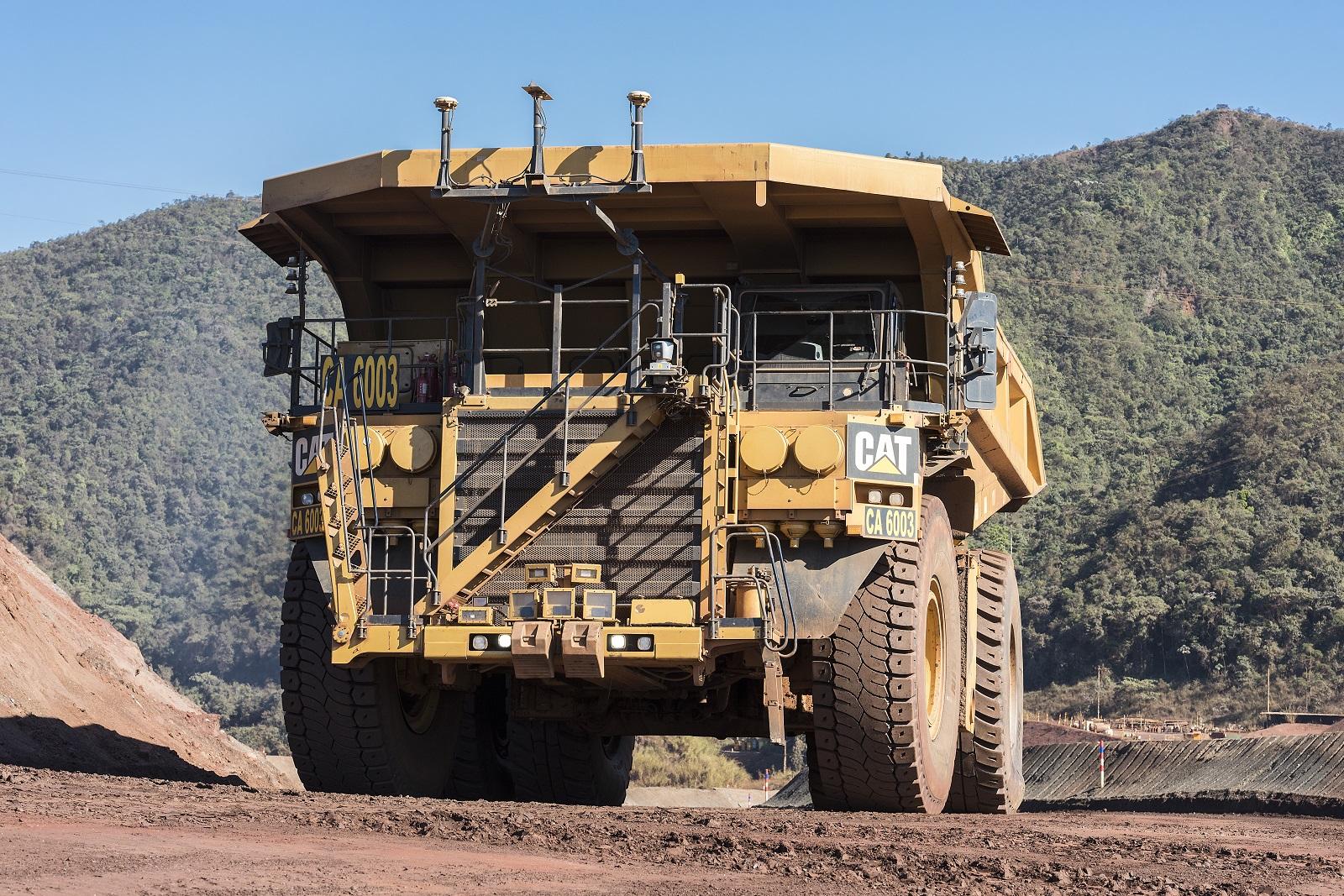Vale terá dez caminhões autônomos em Carajás, maior mina a céu aberto do mundo