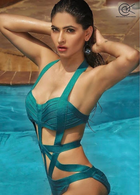 Karishma Sharma Bikini Hot Photoshoot