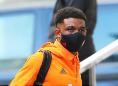 Man Utd vs Westham: Amad Diallo Makes United Bench For The First Time