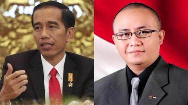 CEO Ami Group: Jokowi Dihina yang Bela Justru Oposisi, Koalisi Malah Bungkam, Aneh