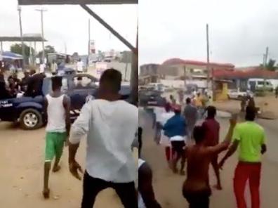 5 nigerians killed angry ghanaians accra ghana