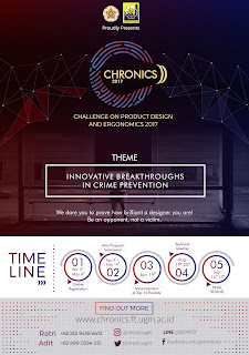 Informasi Lengkap Lomba Chronics 2017 by Univ. Gadjah Mada Terbaru