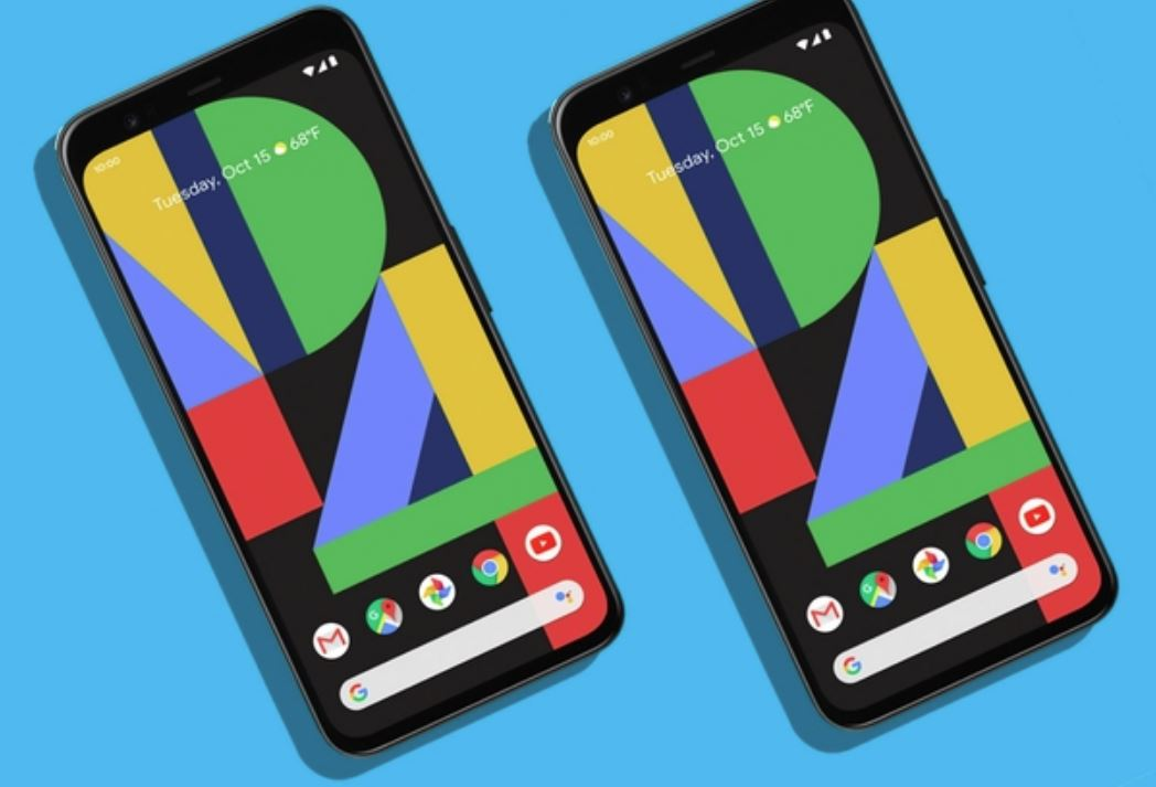 Google Pixel 4 closed for five months