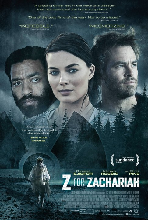 Nonton Film Z for Zachariah (2015)