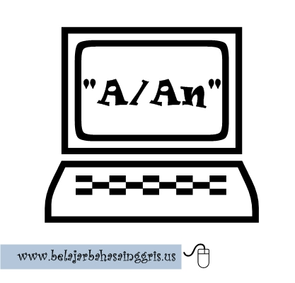 Penggunaan A Dan An Dalam Kalimat Bahasa Inggris