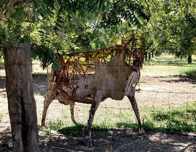 ghost cow of mesilla