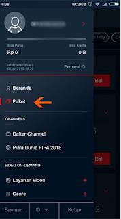 Cara Mendapatkan Kuota Internet (Videomax) 30GB Rp. 10  Terbaru 2018