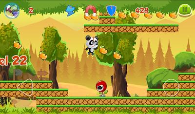 Panda dash Fruits Buildbox BBDOC 64bit - 2