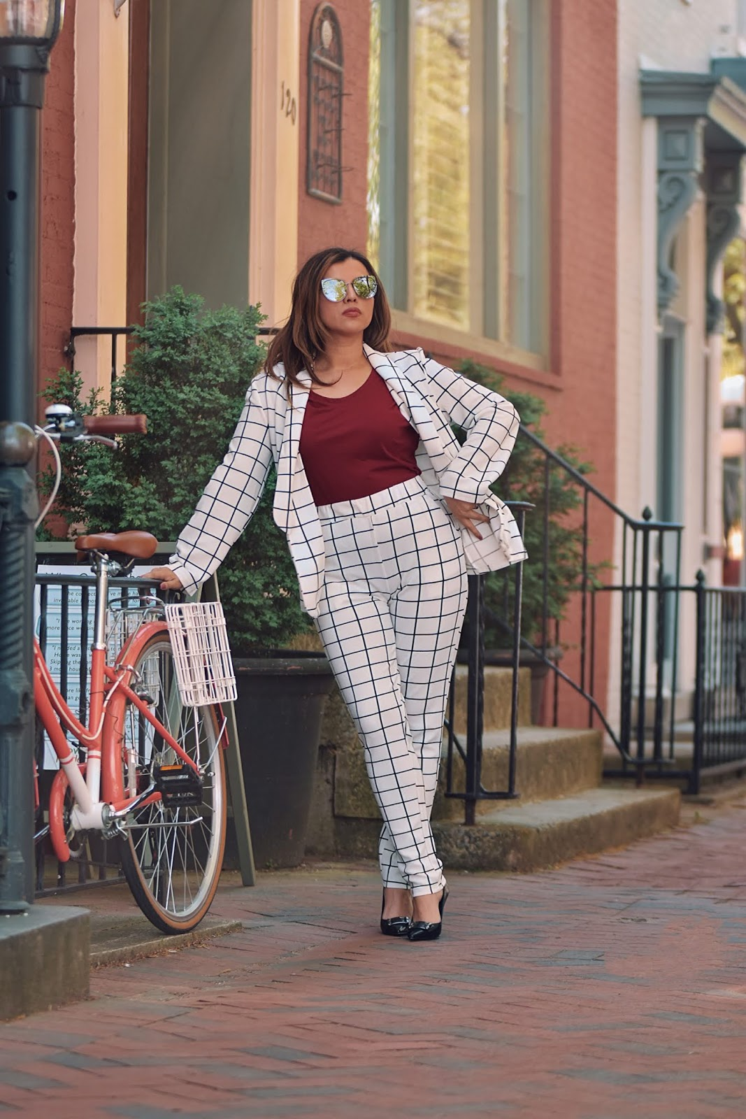 Outfit grid for stylish Girls-mariestilo-grid outfit-modaelsalvador-dcblogger-armandhugon-outfit para el trabajo-street style-blogger de moda-