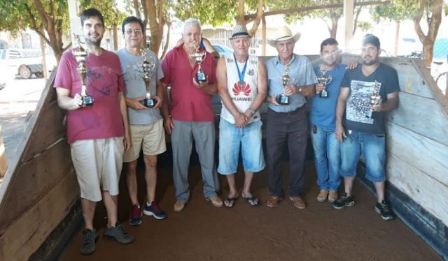 Torneio de Bocha é realizado no Centro de Lazer do Trabalhador em Cajobi