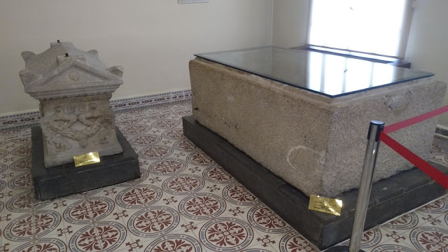 Kastamonu Müzesi Lahit Mermer - Kastamonu, Roma Çağı