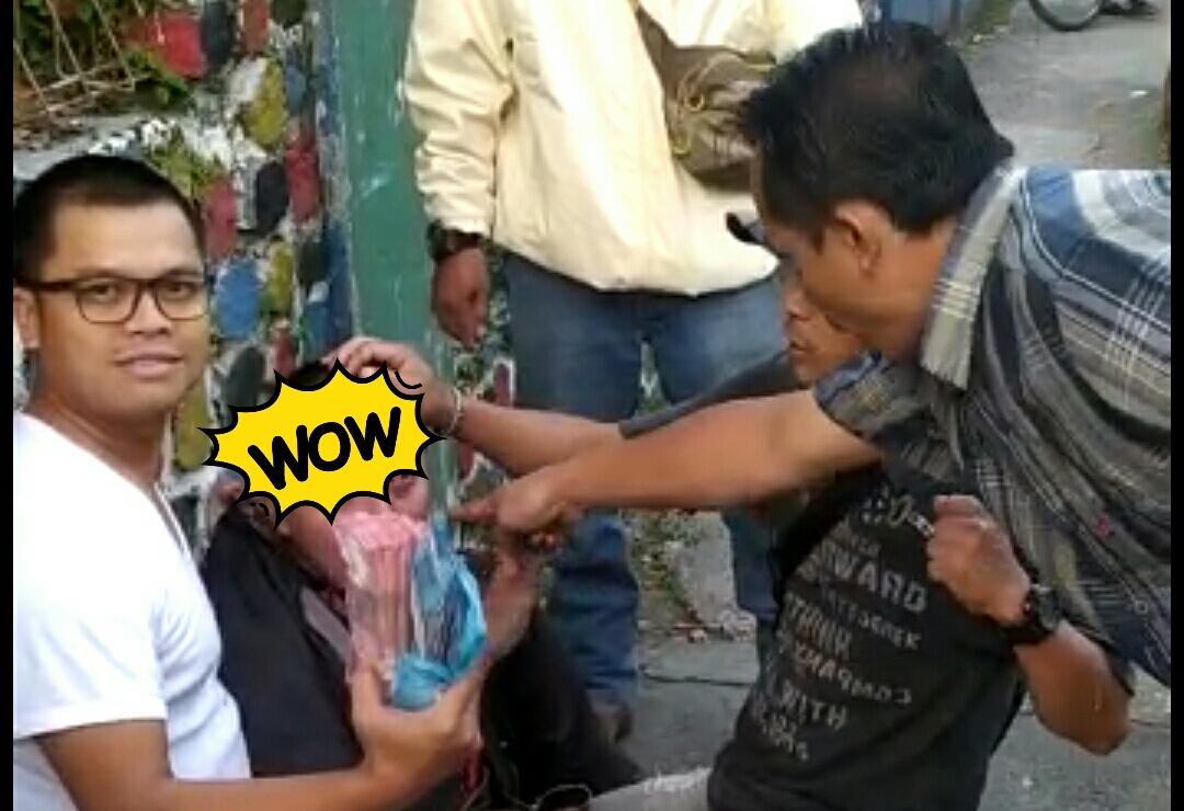 Pengedar Uang Palsu Asal Purworejo Dibekuk Warga Kertek