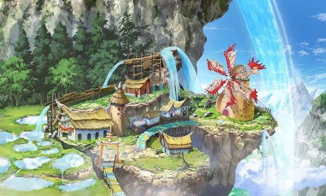 Kumpulan Foto Monster Hunter Stories - Ride On, Fakta Monster Hunter Stories - Ride On dan Videonya