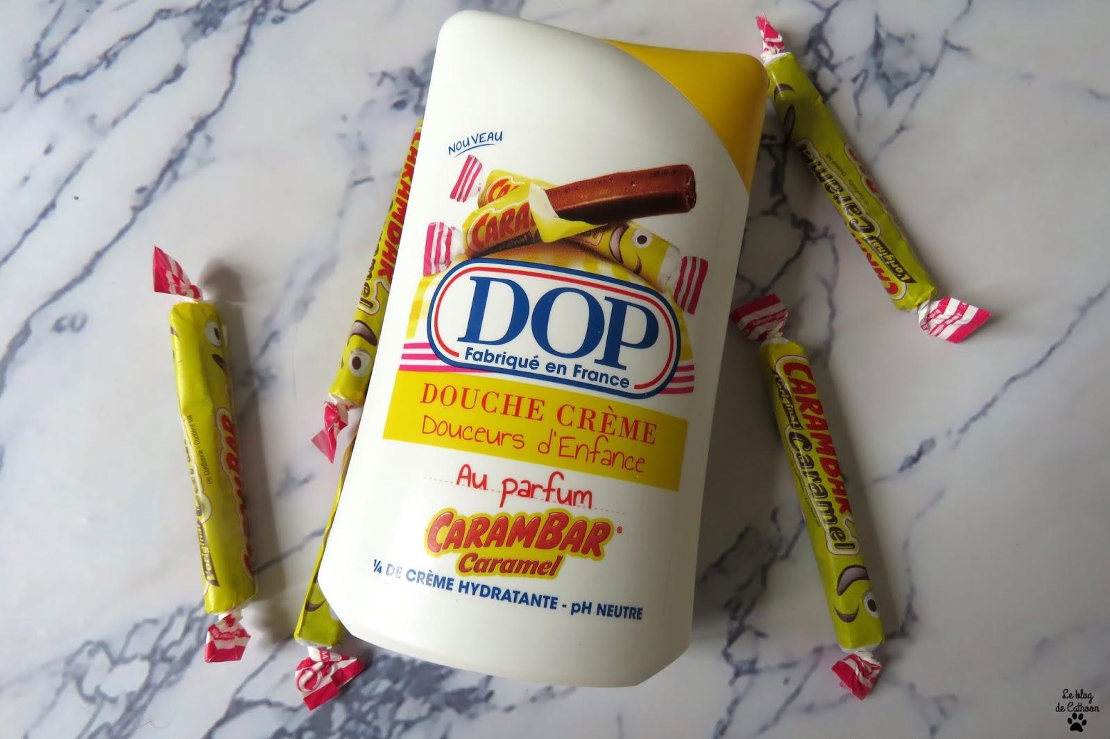 Carambar Caramel - Douche Crème - Douceurs d'Enfance - Dop