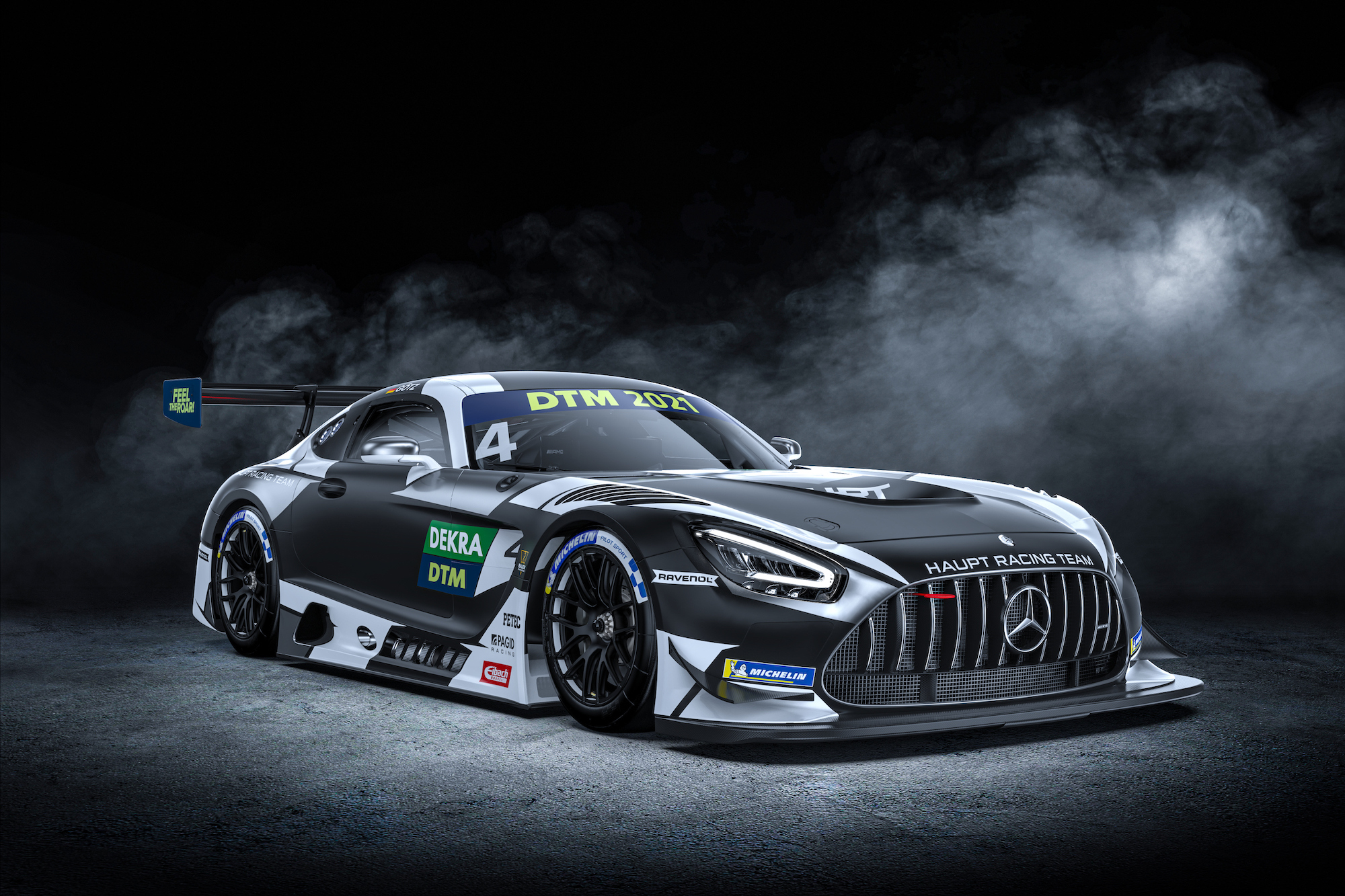 Mercedes-AMG sets sights on DTM racing with with five teams