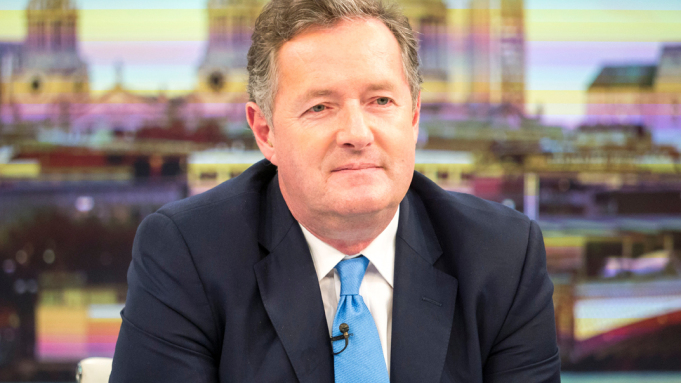 Piers Morgan awaits result as he tested for coronavirus
