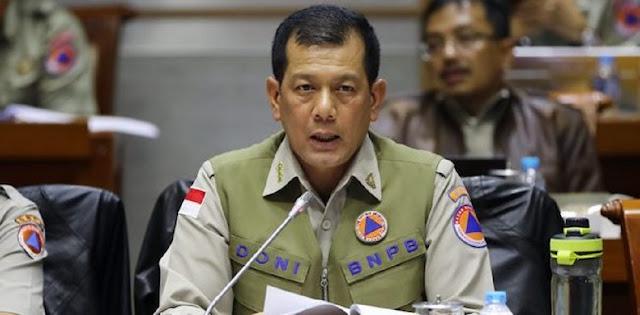 Virus Corona Mengganas, Kepala BNPB: Saya Diperintah Presiden Jokowi untuk Tidak Ada LockdownNasional