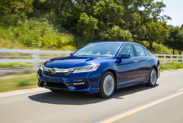 2017 Honda Accord Hybrid review and spesifications