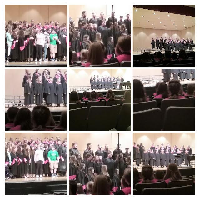 metamora herald mths choir 2017