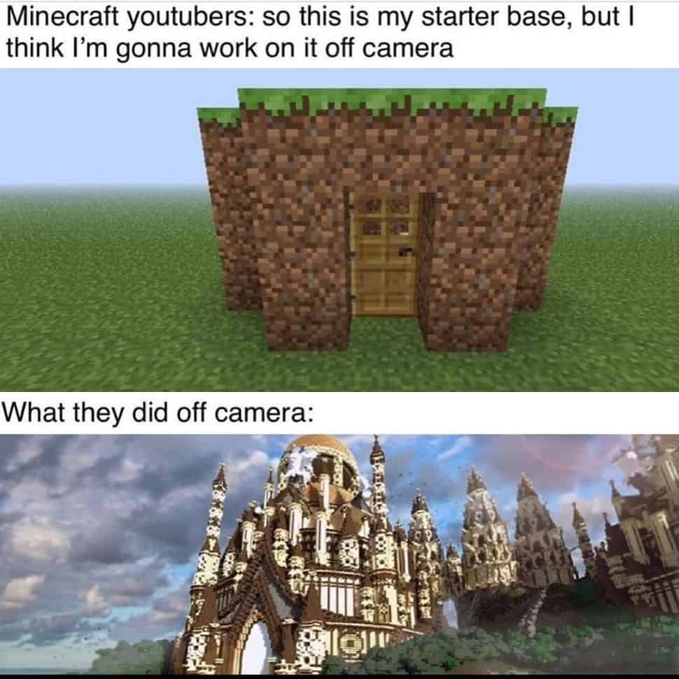minecraft-when-youtubers-starts-to-beginning-when-they-did-off-camera