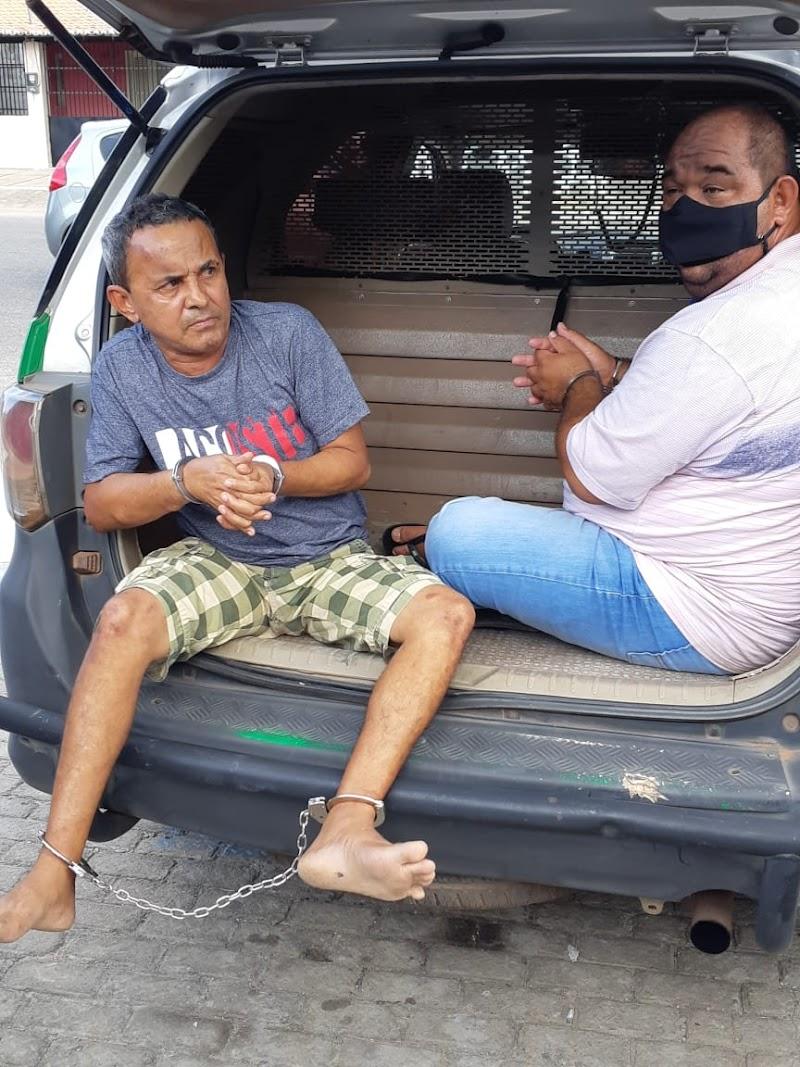Grupo acusado de matar empresário chega à Parnaíba