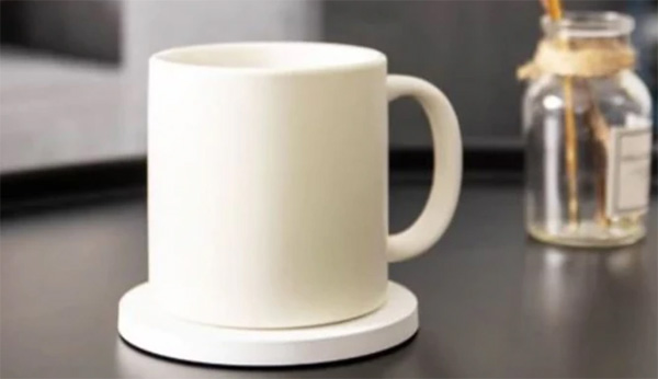 New Delhi, News, National, Technology, Drinking Water, Xiaomi selling a unique cup; Heat your drink with a wireless pad