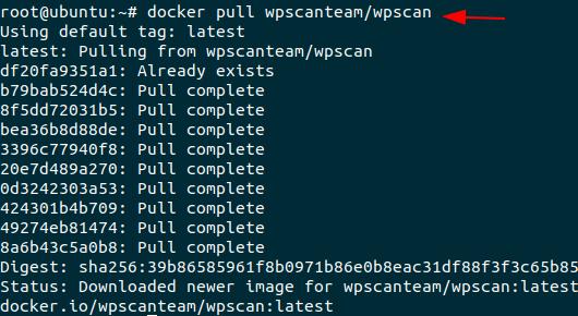Docker for Pentester: Pentesting Framework