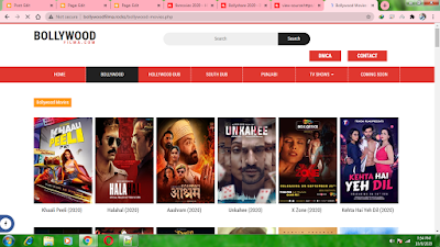 Bollyshare 2020 - Illegal HD Movies Download Website
