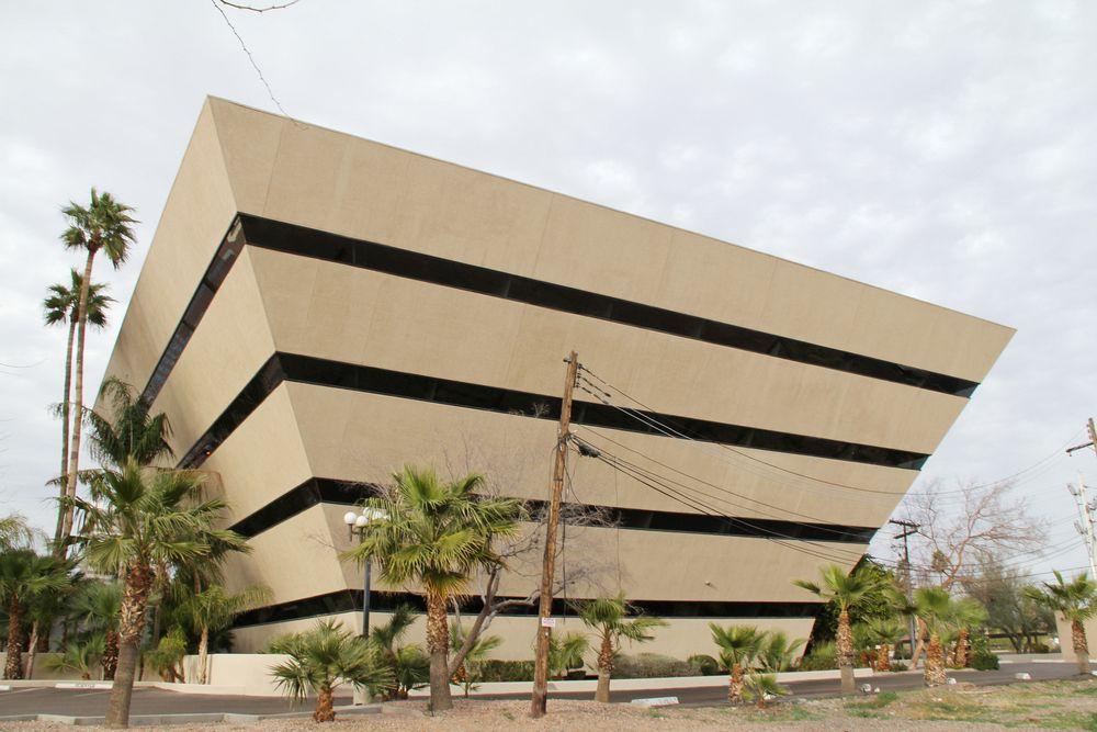 Pyramid On Central, Phoenix