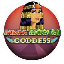 Slot Mega Moolah Goddess