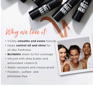 Avon Campaign 20 2019 - New Magix Wand Foundation Stick