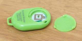 スマートフォン用 カメラリモコン A-Bシャッター Bluetoothリモート for iPhone & Android