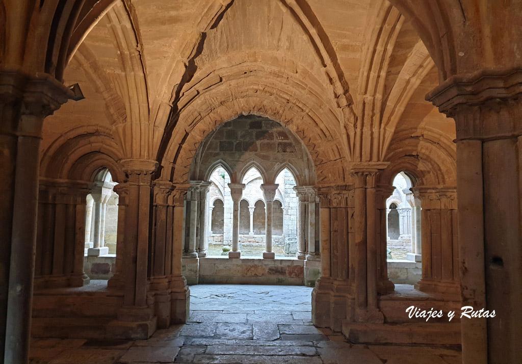 Sala Capitular de Santa María la Real, Aguilar