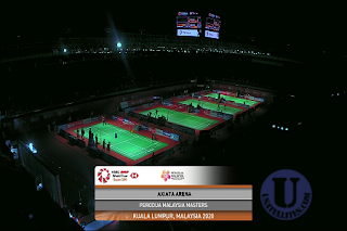 HSBC BWF World Tour Super 500 Perodua Malaysia Masters AsiaSat 5 Biss Key 10 January 2020