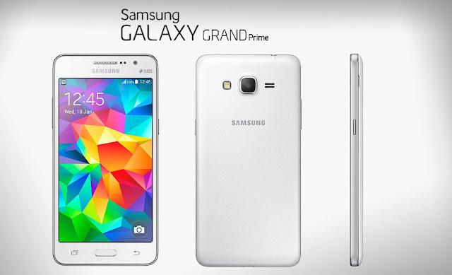Sekilas Tentang Smartphone Samsung Galaxy Grand Prime SM-G530