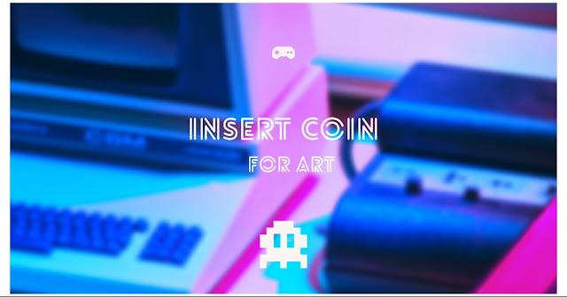 8 bit art, video game art, computer art, digital art,
