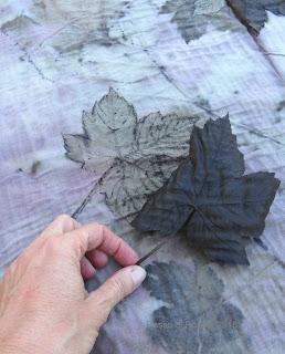 ecoprint ecoprinting corsi fiera bolzano kreativ