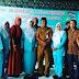 Ketua DPC PPWI Aceh Tamiang, Salbiah, S.Pd.I Silaturahim Dengan Alumni Himpaudi