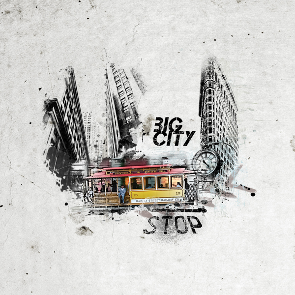 big city © sylvia • sro 2019 • urban state of mind by synergy ink