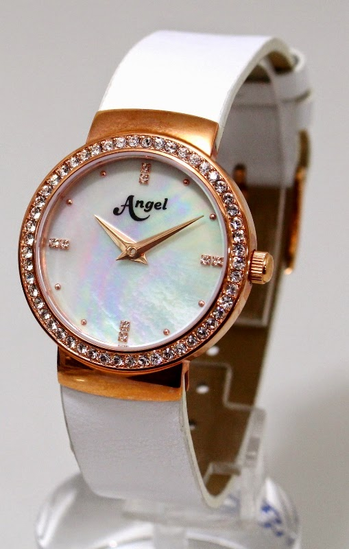 angel 21483L-25 wht  female 33mm