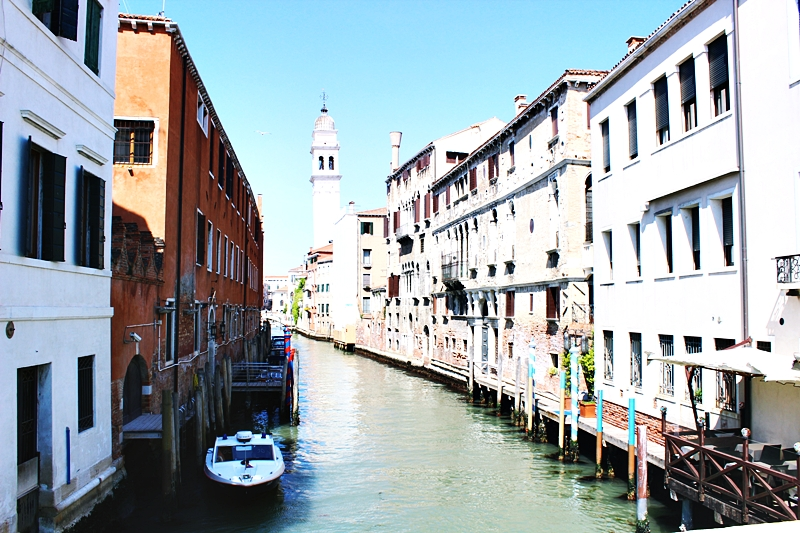 Venice travel guide, what to see and do in Venice in one day.
