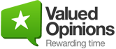 earn money with valued opinions paid online surveys