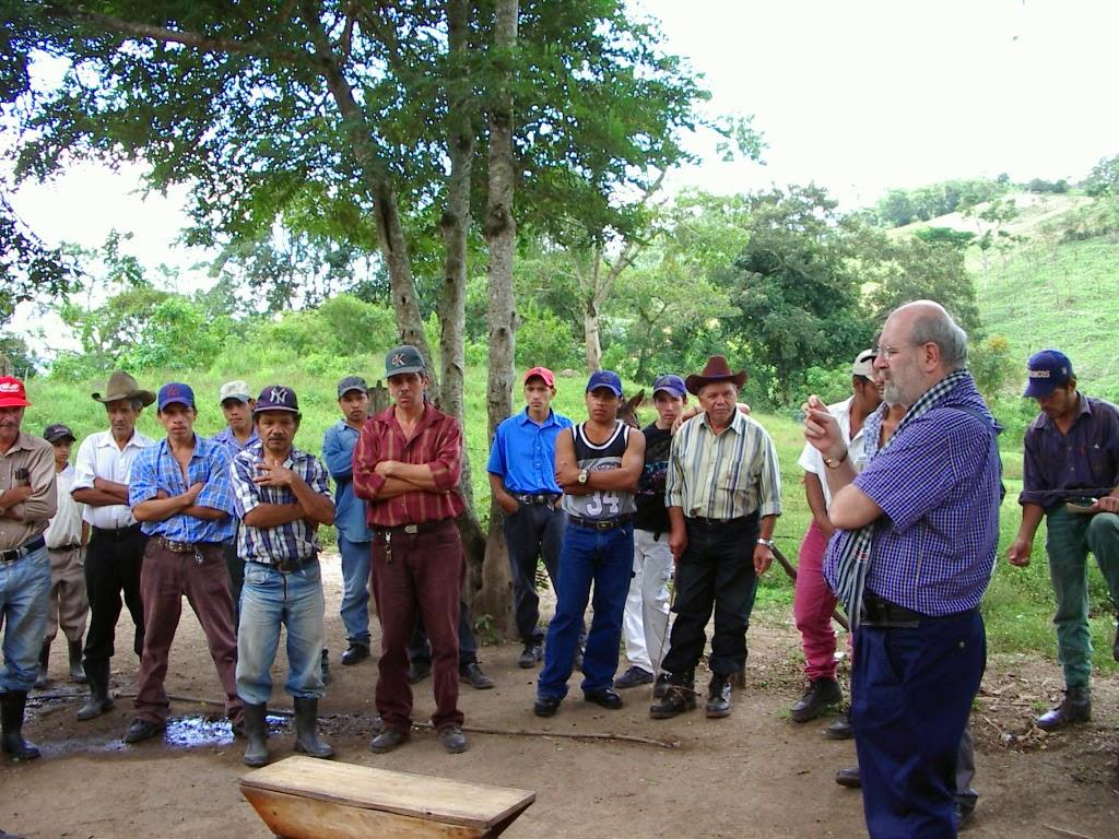 Il progetto di GVC a Pantasma in Nicaragua