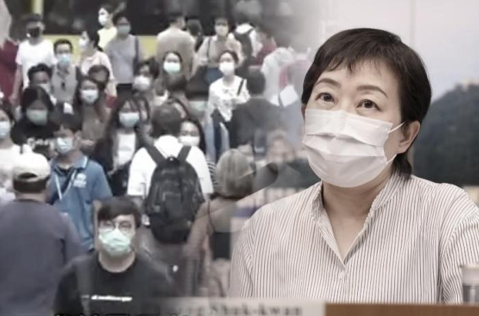Hari ini CHP Umumkan 67 Orang Terinfeksi Virus Korona, Kasus Tertinggi digelombang ketiga di Hong Kong