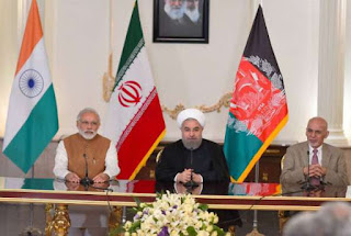India, Iran, Afghanistan hold first trilateral on Chabahar port project